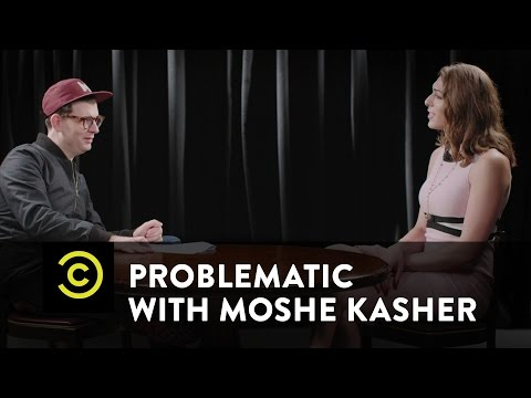 A Transgender Conservative Jew - Problematic With Moshe Kasher