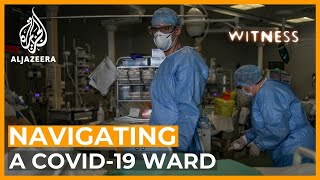 The Italian Doctor: Fighting COVID-19, isolation and uncertainty | Witness