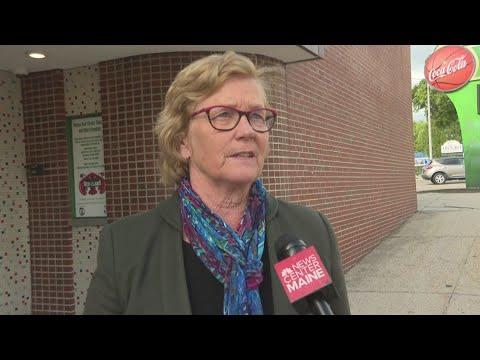 Rep Chellie Pingree Talks Asylum Seekers
