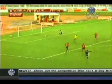Grenada vs Trinidad and Tobago - Group H - Digicel Caribbean Cup 2010