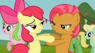Apple Bloom & Babs Seed - I know it hasn