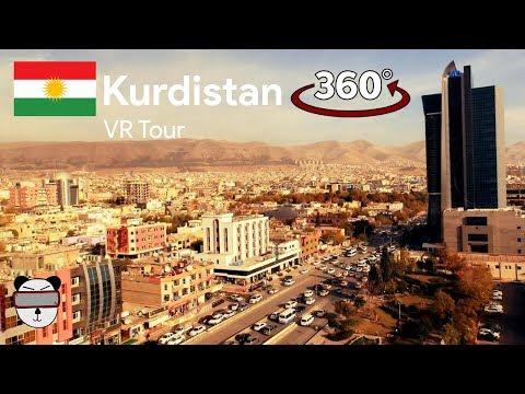 360° Sulaymaniyah Tour: Compilation | Sulaymaniyah, Iraqi Kurdistan