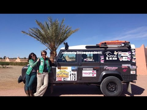 Come along as we rally with the Gazelles in Morocco (Part 2)