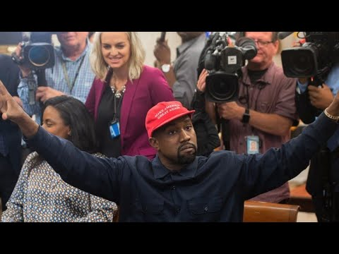 Kanye West says he's been 'used' in the world of politics Mp3