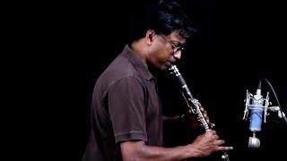 En Mel Vizhuntha Mazhai Thuliye - Clarinet & Flute Cover
