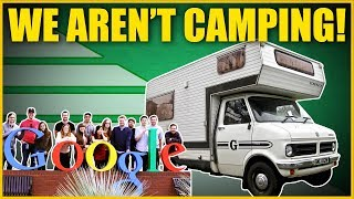 Google Employees Can't Even Afford To Live In A Trailer Park!