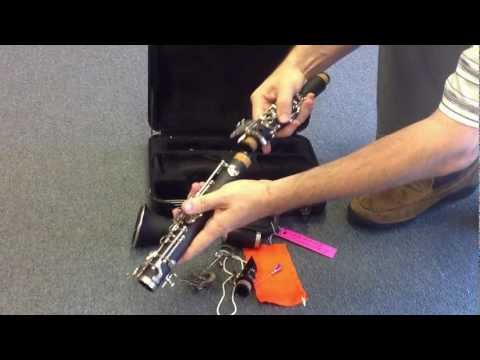 CLARINET Merana With Accesories Good Price And Good Instrument