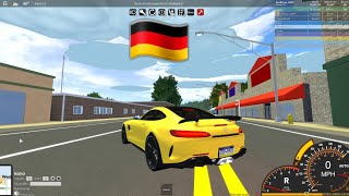 Roblox Ultimate Driving: Reviewing All The German Cars In The New Racing Update!