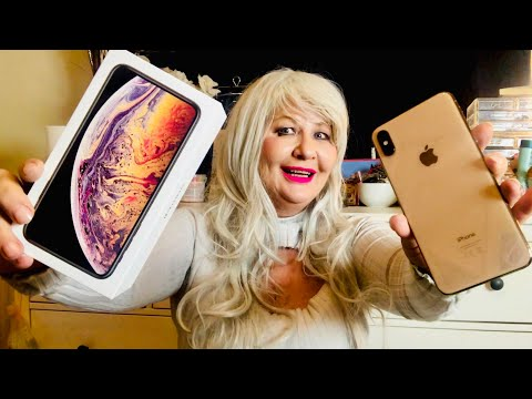 Unboxing IPhone XS MAX 512GB GOLD & Apple Wireless Charger #iphonexsmax