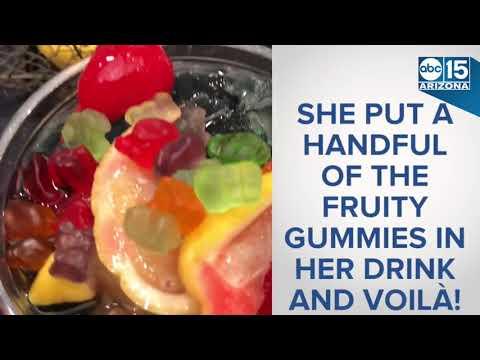 GUMMY BEAR SLUSHY! Cuties Lemonade goes viral with fun drink - ABC15 Digital