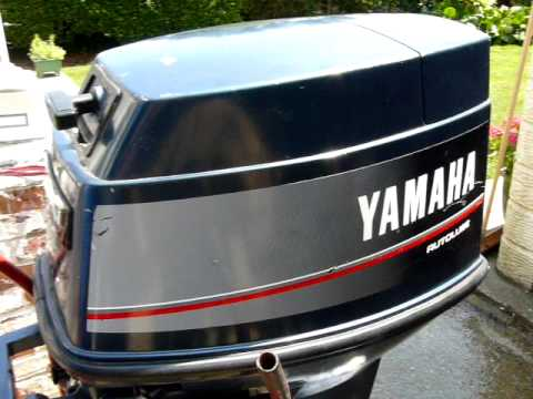 1994 yamaha 40hp autolube 3 cylinder youtube for 30 hp yamaha outboard