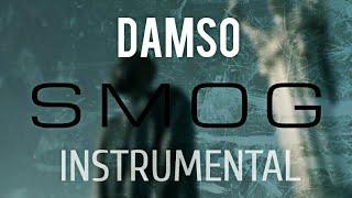 Damso - Smog [INSTRUMENTAL]   Prod. by IZM