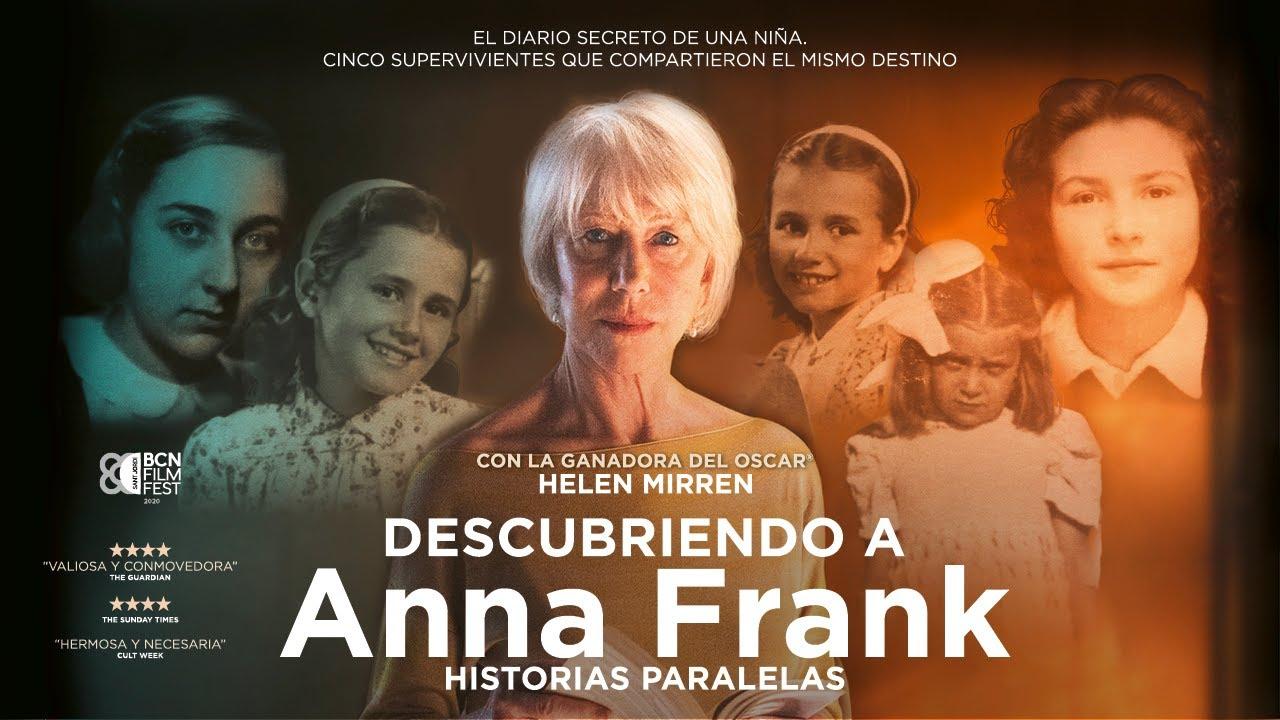 DESCUBRIENDO A ANNA FRANK. HISTORIAS PARALELAS - Tráiler VE - YouTube