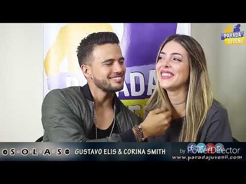 Corina Smith y Gustavo Elis (100 años contigo haash ft prince royce)