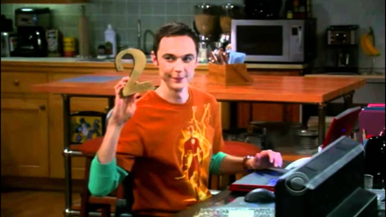The big bang theory sheldon cooper fucks penny - 3 part 10