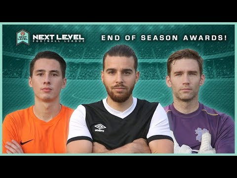 END OF SEASON AWARDS! 🏆⚽️ | NEXT LEVEL FOOTBALL LEAGUE