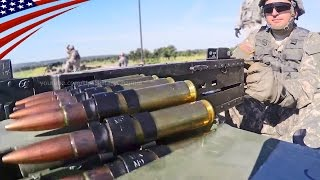 M2 Browning .50 Caliber Heavy Machine Gun Shoot : GoPro - ブローニングM2 12.7mm重機関銃・実弾射撃:GoPro(ゴープロ)映像