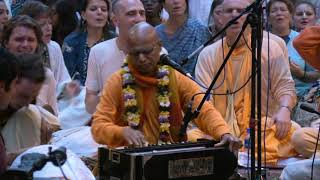 Kirtan Mela Nama Yagna with H.H. Lokanath Swami 31.08.2011  in Feriendorf Hoher Hain - Germany