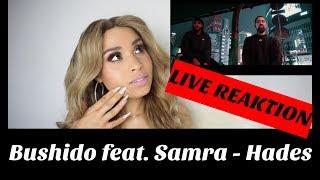 Bushido feat. Samra - Hades (prod. Bushido) live Reaktion | Jennyfromtheblog