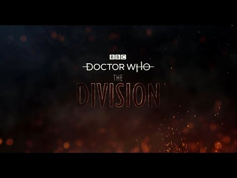 The Division Title Sequence | Doctor Who Spin-off Concept
