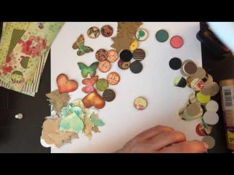 Paper button tutorial