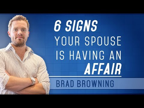 6 Signs Your Spouse Is Having An Affair