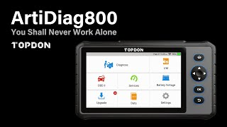What's TOPDON Diagnostic Tool ArtiDiag800?