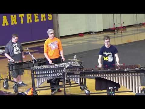 2016 Maumee High School Indoor Drumline