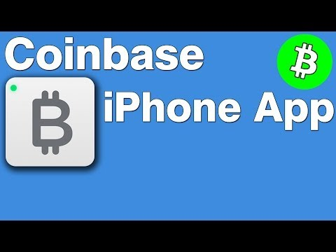 Coinbase iPhone App FINALLY RELEASED (Review for Bitcoin)
