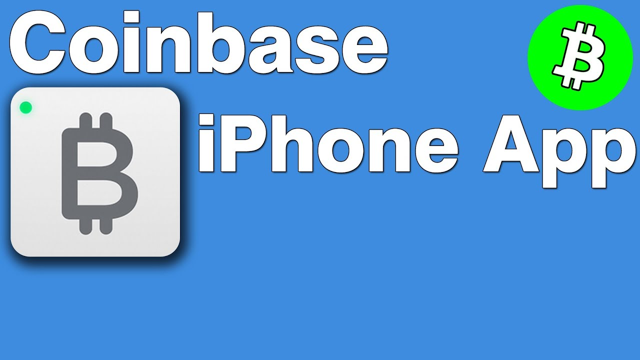 Coinbase IPhone App FINALLY RELEASED Review For Bitcoin