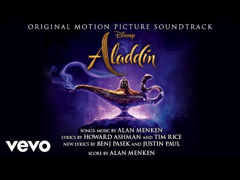 Soundtrack Aladdin Movie 2019