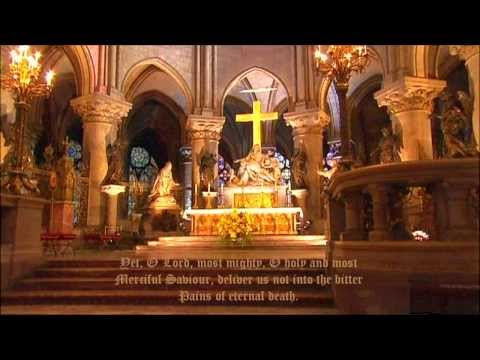 ✥ PURCELL - Music for the Funeral of Queen Mary ✥