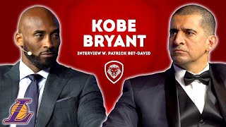 Kobe Bryant's Last Great Interview
