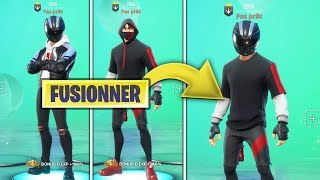 HOW TO MERGE SKINS on FORTNITE - (Glitch Fortnite)