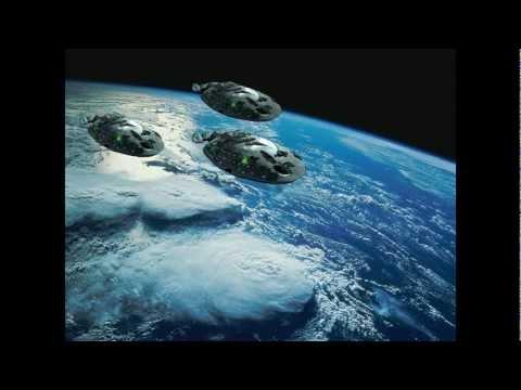 Se acercan ovnis a la Tierra