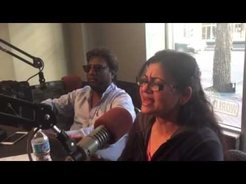 Sardool Sikander Amar Noori live on radio South Asia Edmonton with Jarnail Basota 26 July 2015