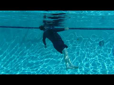 Your Weekly Swim Tip: Fear of deep water - Overcome it!