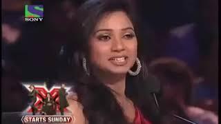 Suraj Hua Maddhyam by Swetchha and Sonu Nigam in X factor'11