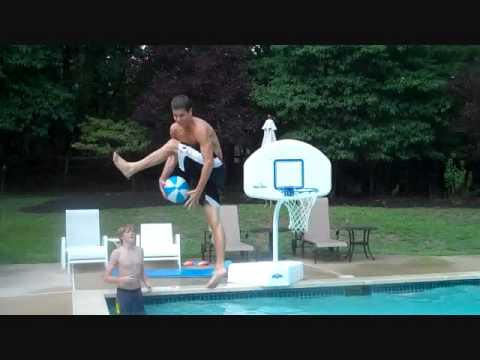 Little Kid Dunking Vine
