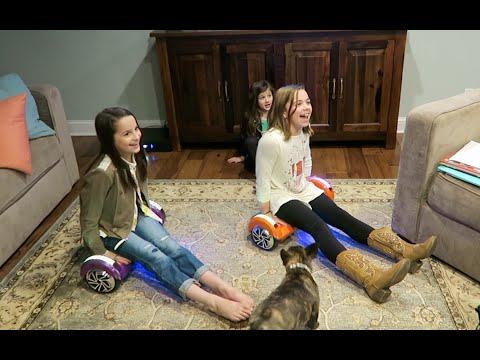 Hoverboard Earthquake Wk 269 5 Bratayley Youtube