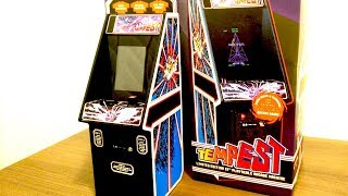 Replicade Tempest Mini Arcade... Is It Worth It? | DEMO