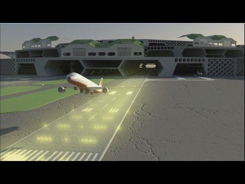 AIRPORT DESIGN || FUTURE AIRPORT || FLY YOUR IDEAS 2015 || NEPAL