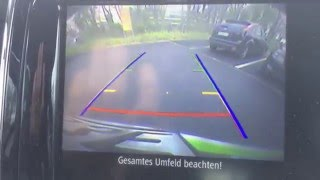 Renault Zoe Camera Problem