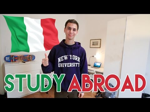 I MOVED TO ITALY – Florence Apartment Tour (NYU Study Abroad)