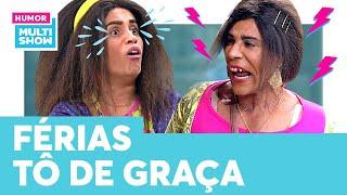 OS MELHORES MOMENTOS DE TÔ DE GRAÇA   Tô de Graça   Humor Multishow
