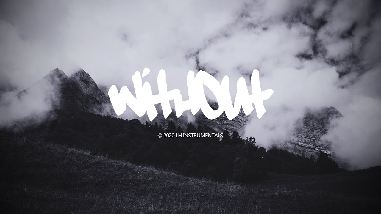 """""""Without"""" - 90s OLD SCHOOL BOOM BAP BEAT HIP HOP INSTRUMENTAL"""