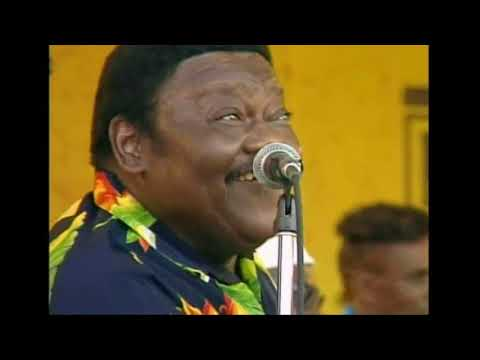 Fats Domino - New Orleans Jazz & Heritage Festival (2001)