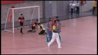 Granada VS Itagüi, Liga Antioqueña de Fútbol de Salón - Diciembre 8 de 2018
