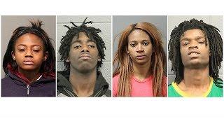 В Чикаго 4-х афроамериканцев обвинили в расизме