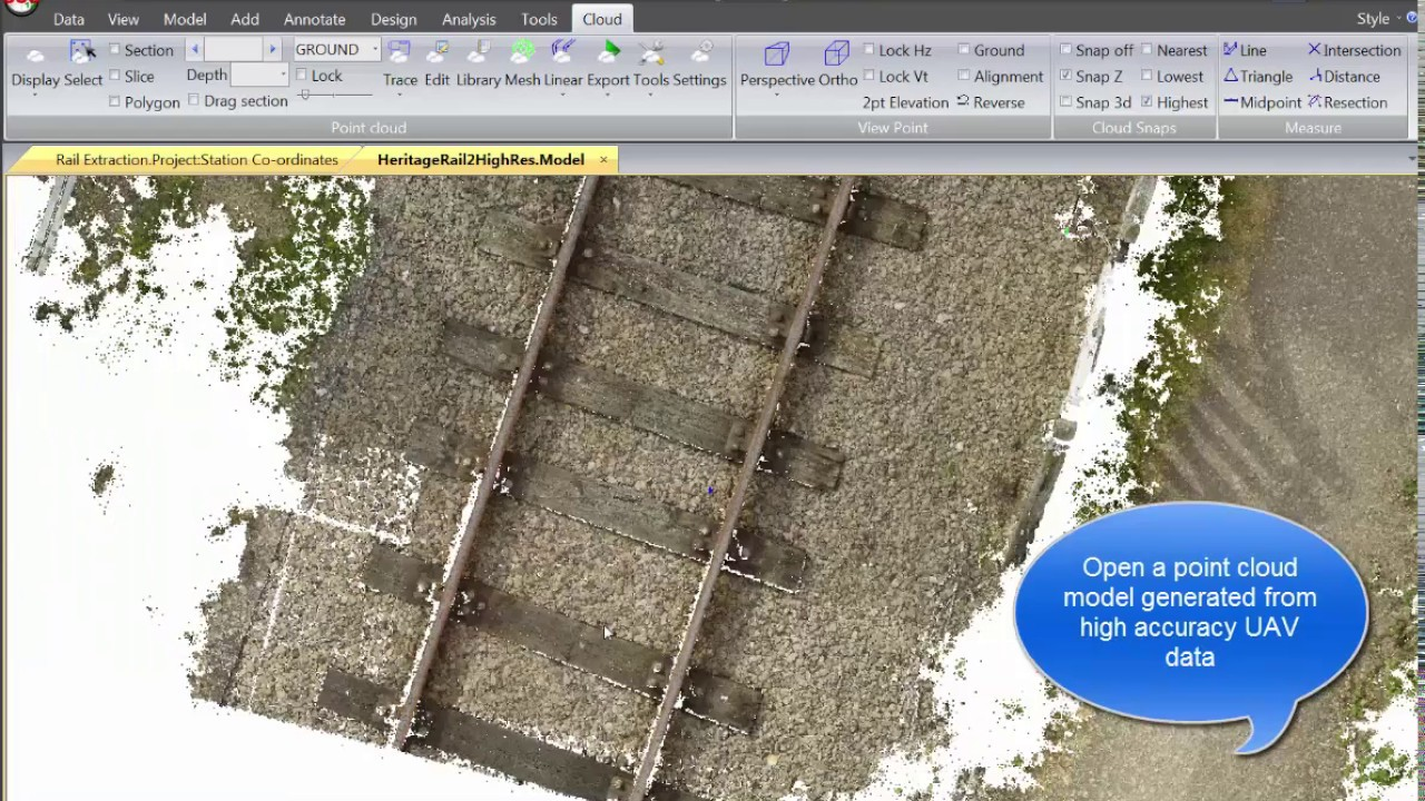 Automated point cloud vectorization - Laser Scanning Forum